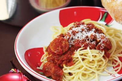 Grand-Mère Bossé's Spaghetti Sauce