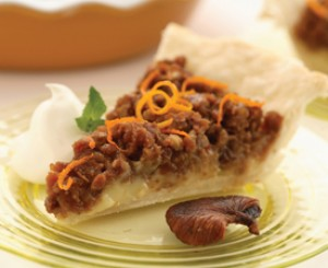 Date Fig Pie