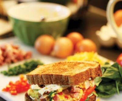 The Ultimate Western Sandwich