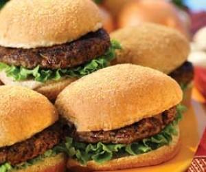 Best Ever Lean Burgers