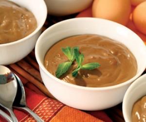 Maple Mocha Pudding