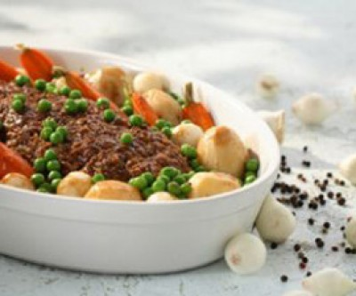 Mock Pot Roast with Vegetables