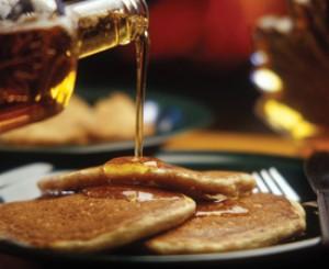 Sugar Moon's  Classic Buttermilk Pancakes