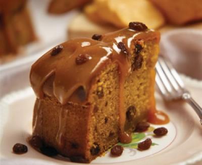 Sweet Potato Bundt  Cake with Sugar Glaze