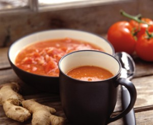 Good-For-What-Ails-You Tomato Broth