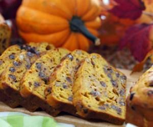 Valley Chocolate Pecan Pumpkin Loaf