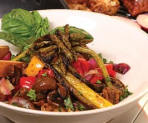 Grilled Anti Pasta Salad