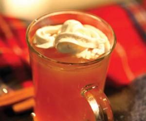 Hot Butter Rum Cider