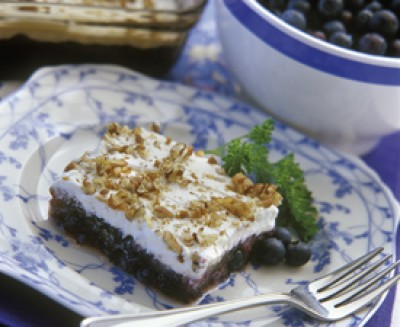 Jellied Blueberry Salad