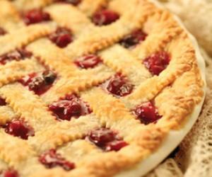 Maritime Mock Cherry Pie