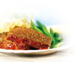 Classic Meat Loaf with Pepper Jelly Glaze