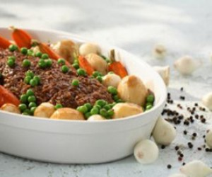 Mock Pot Roast with Vegetables