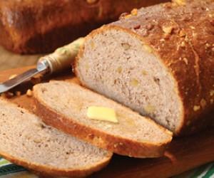 Walnut &  Yogurt Bread