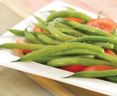 Warm Green Bean Salad - Saltscapes Magazine